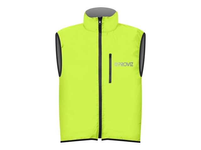 Proviz Switch Gilet gelb
